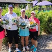 Finale Damen Doppel 2021